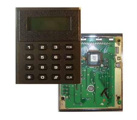Full Keypad - Display DPH