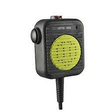 KAA0206 Fire Mic BK Radio