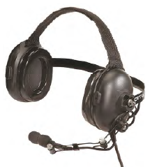 BK Radio KAA0228 Noise Cancelling Headset