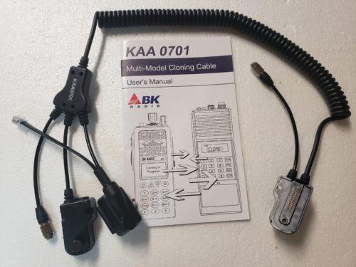 BK Radios KAA0701