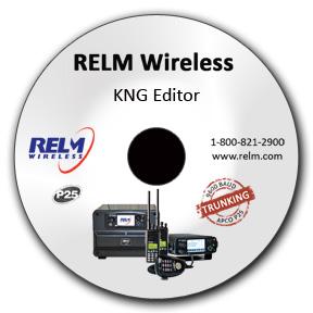 BK Radio KAA0733 KNG Software