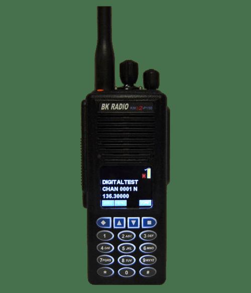 KNG2P150 BK Radios