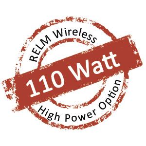 Bk radio 100 Watt KZA0154