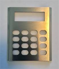 LAA0640 Stainless Keypad Protector
