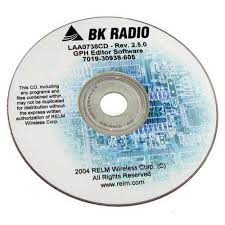 BK Radio Software