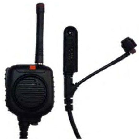 BK Radio KAA0203EA Speaker Mic KNG Portables