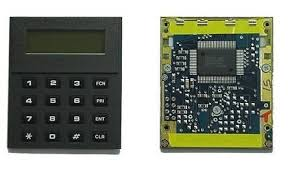 GPH XP Full Keypad - Display