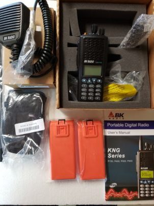 BK Radios Cal Fire Package #1