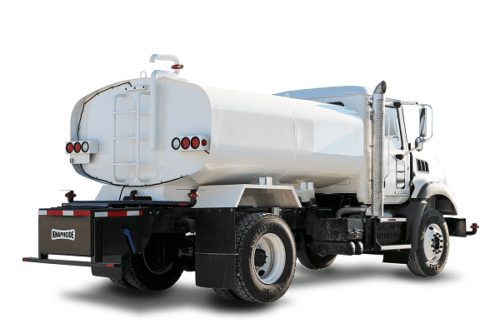 BK Radios Water Truck