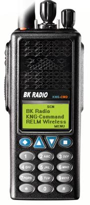Bk Radios KNG P150 CMD