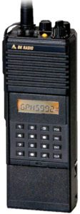 GPH5992XP BK Radio