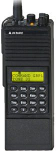 GPH5992CMD BK Radios