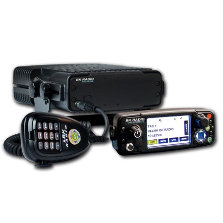 BK Radio KNG Mobile Rear Mount