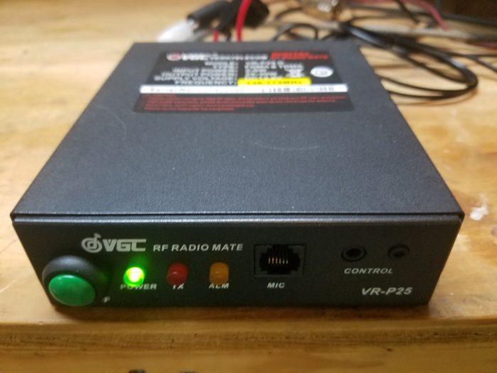 VGCP25 35 Watt Amp