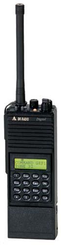 BK Fire Radios DPH Command