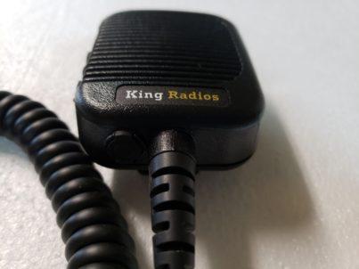K1 Speaker Mic Bottom