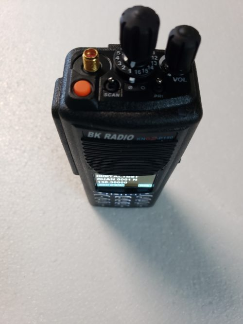 BK Fire Radios KNG2 Top