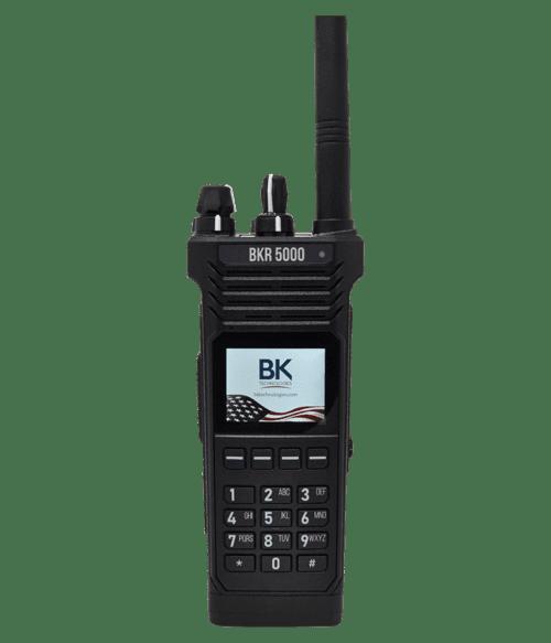 BK Fire Radios T3