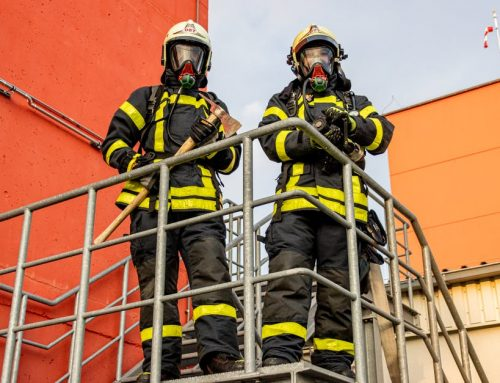Why a Fire Department Radio Is Essential