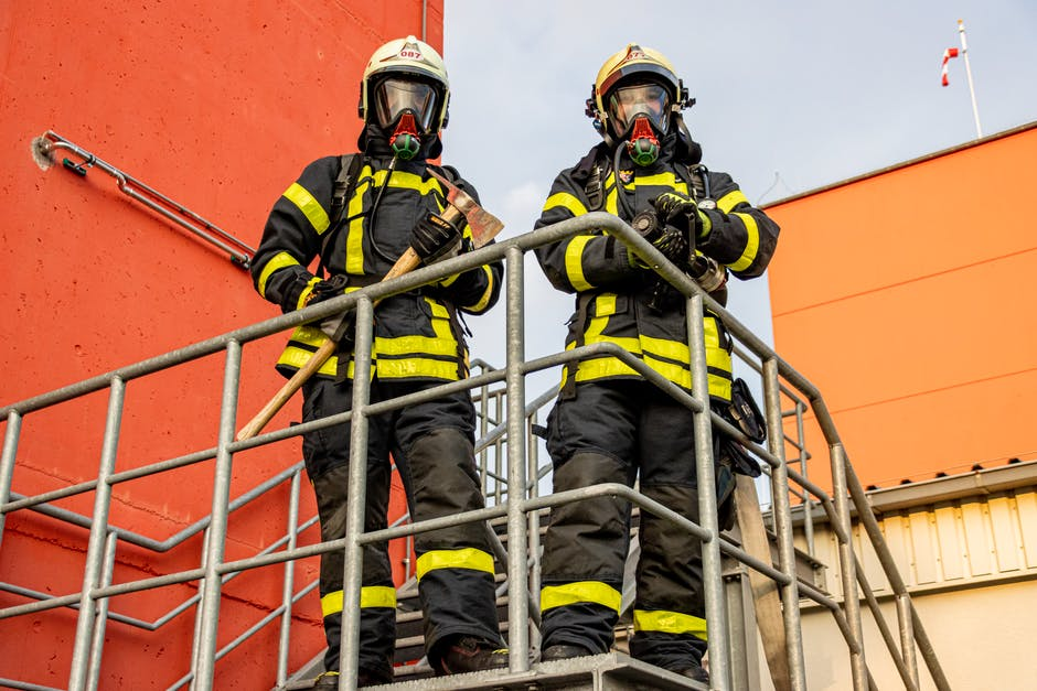 fire department radio